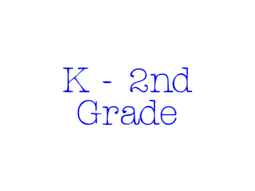 K - 2nd Grade Football Camp