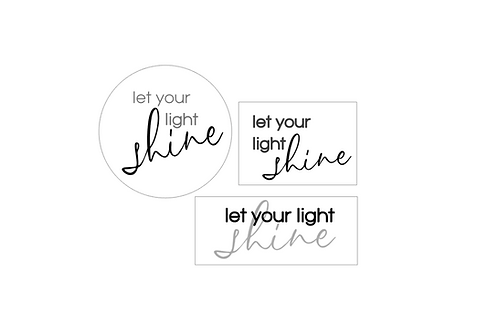 RUBY : Let Your Light Shine
