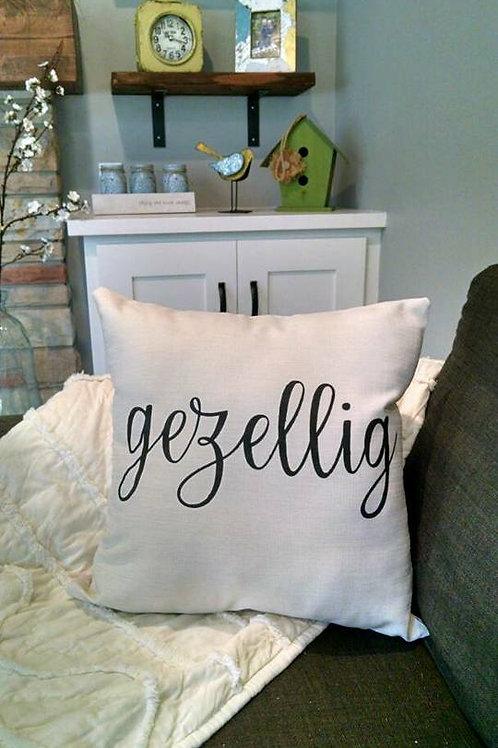 Pillow: Gezellig