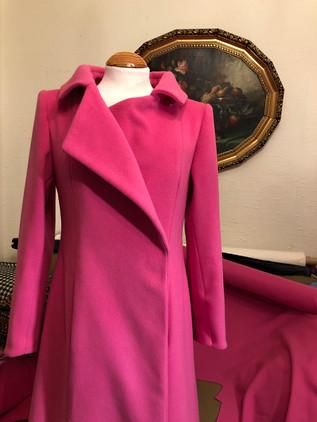 Mantel pink panther