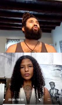 Black Radical Book Club with Nikesha & Miles - September 3, 2020