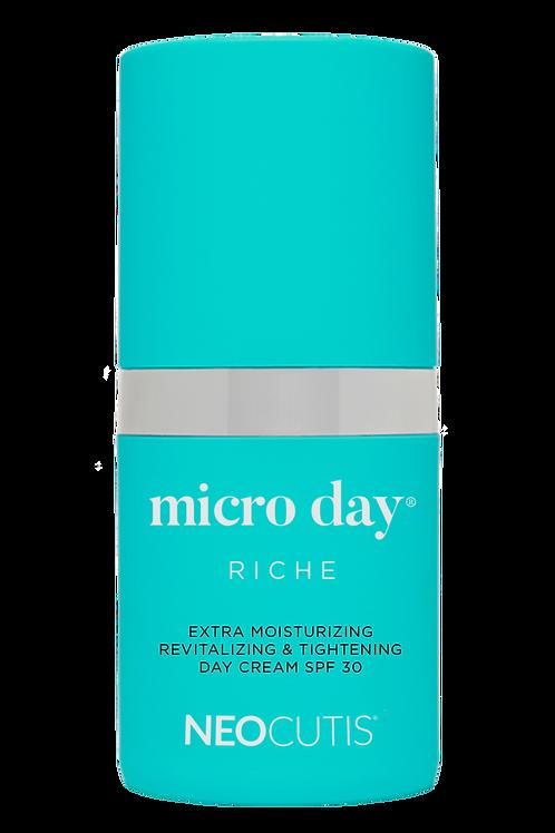 Neocutis  MICRO DAY RICHE  Extra Moisturizing Revitalizing & Tightening Day Crea