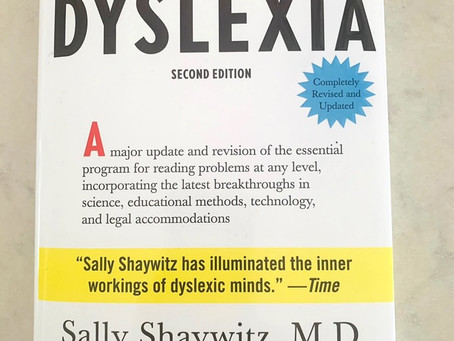"""Overcoming Dyslexia"" Latest Release"