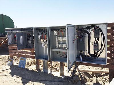 WPI Pump Panels