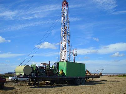 Big Dog Drilling Rig
