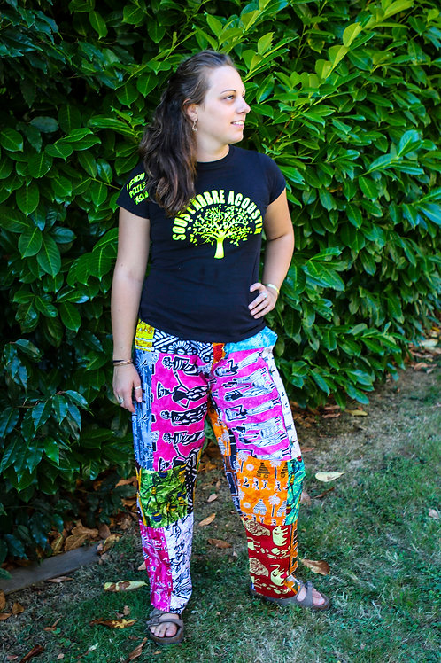 African Pants 09