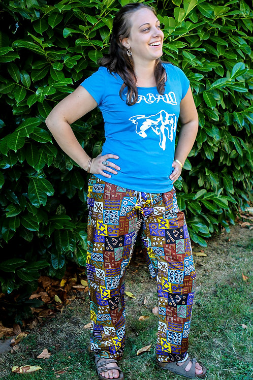 African Pants 11