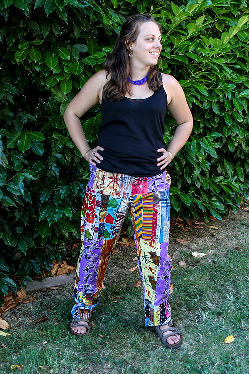 African Pants 15