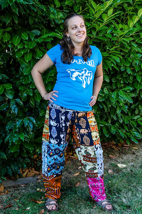 African Pants 12