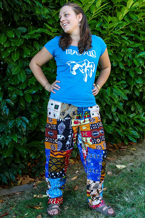 African Pants 13