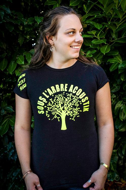 Sous l'Arbre Acoustik Custom T-Shirt
