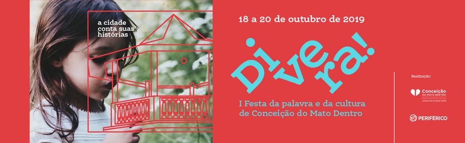 DiVera: a Festa da Palavra e da Cultura