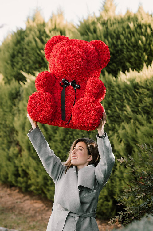 Rose Bear XXL