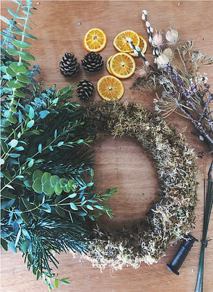 Festive Wreath Kits