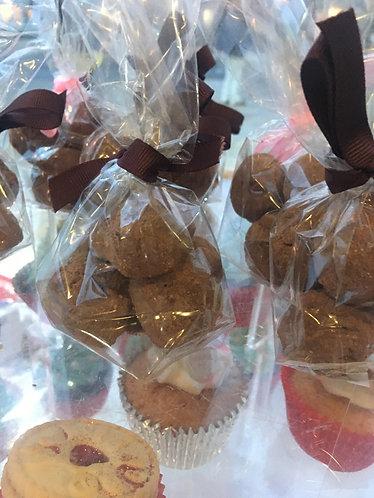 Walnut and Almond Truffles