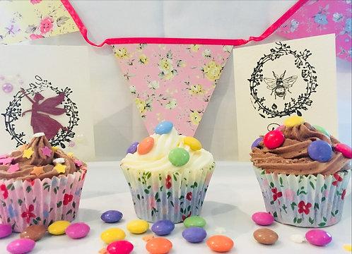 Bespoke Sweetie Party Cupcakes