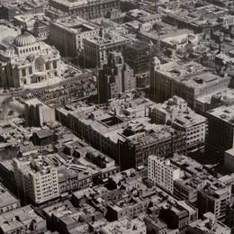 Construcción del Banco de México, 1939