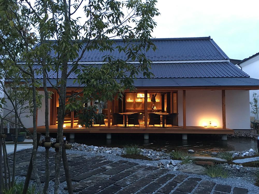 通潤酒造「寛政蔵(かんせいぐら)」1792年創建