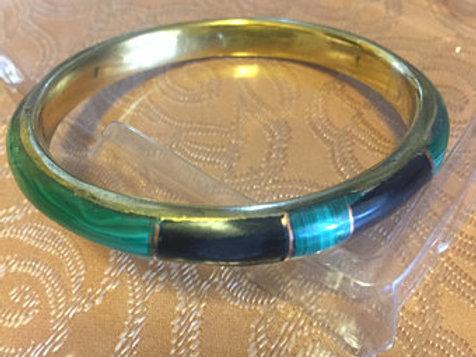 Handmade Malachite Bracelet