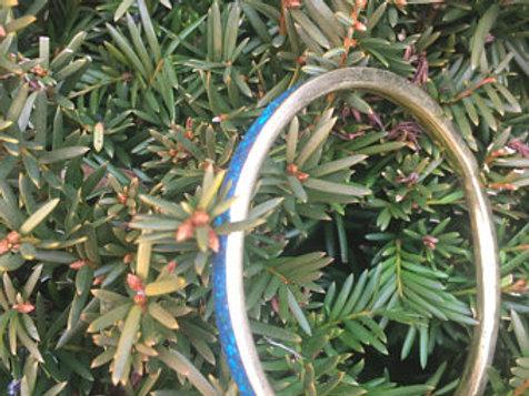 Blue Malachite Bracelet