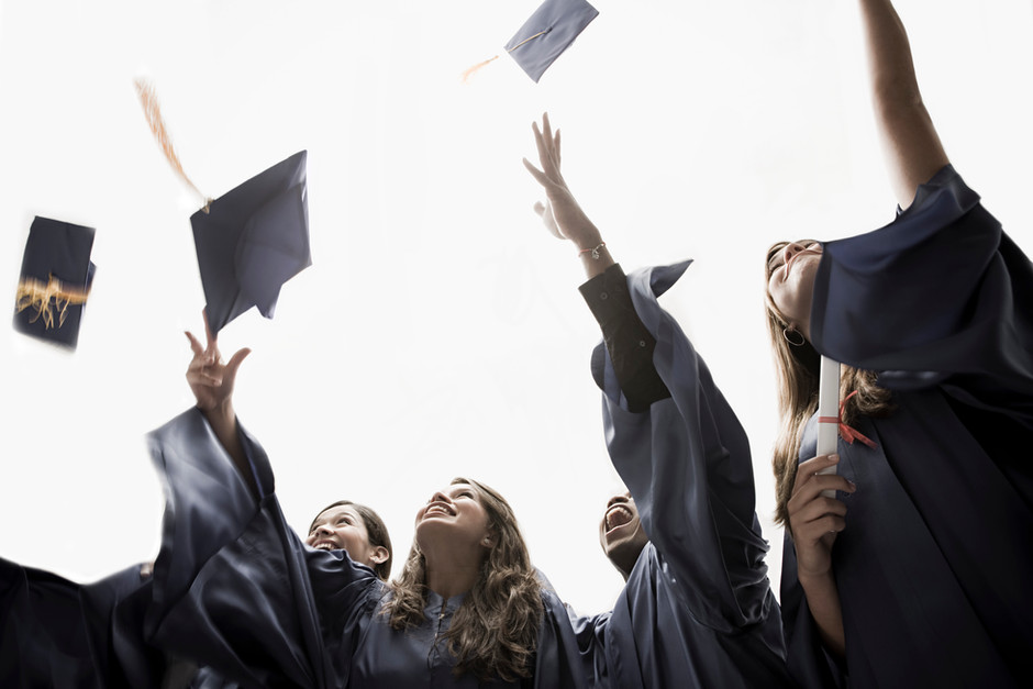 So...now what? Student stories from graduation