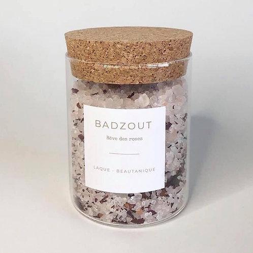 Badzout (100% natuurlijk Himalaya zout) 400gr