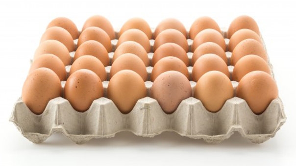 Huevos de corral campesino -cubeta X30