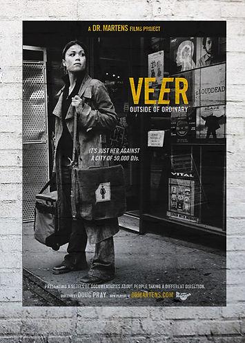 Dr. Martens _ Veer Poster