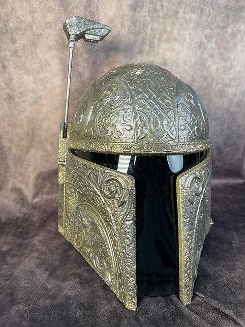 Deluxe Mandalorian Helmet