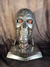 T-800 Life Size Bust
