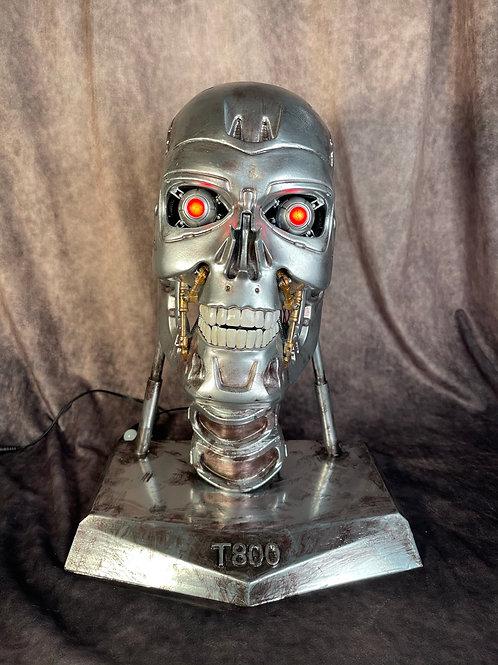 T-800 Life Size Skull