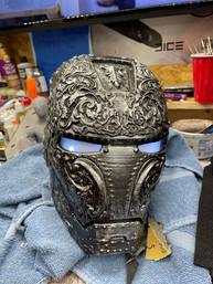 Deluxe Iron Man Helmet