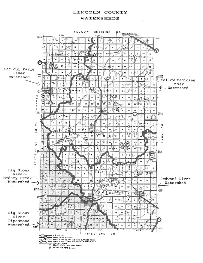 Lincoln County Watersheds.PNG