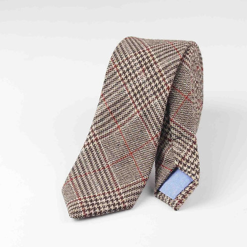 Retro Woolen Ties & Pocket Squares
