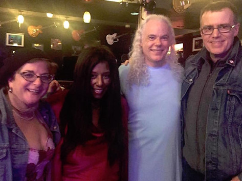 With Tuck and Patti
