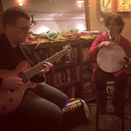 Cafe Nadery, Greenwich Village