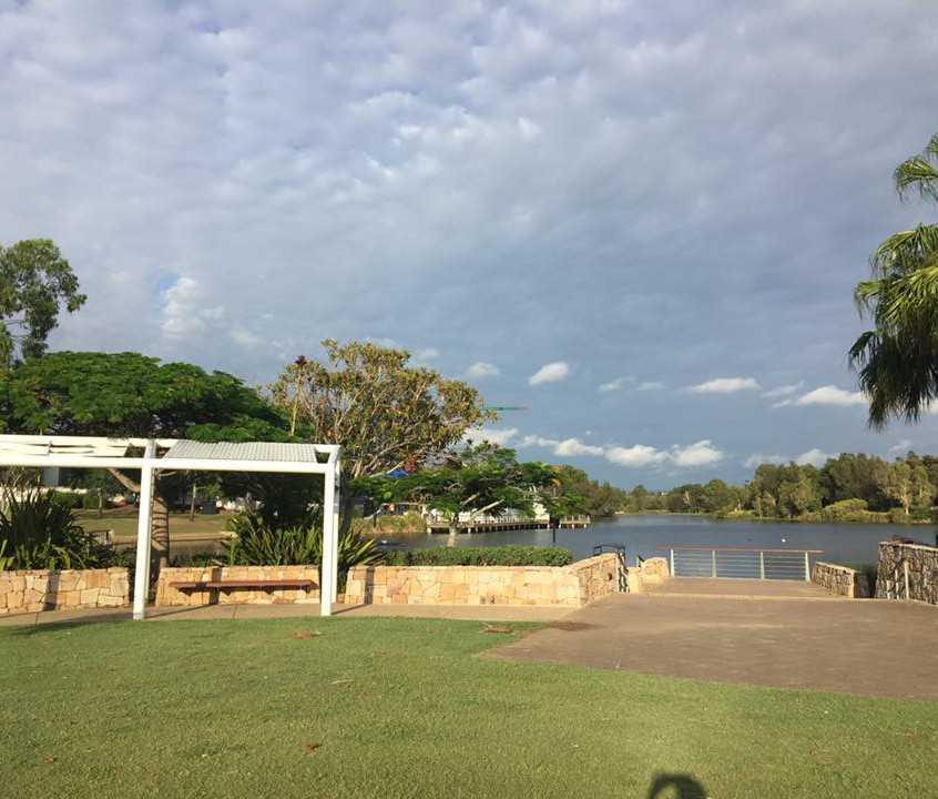 Yoga on Lake Eden North Lakes