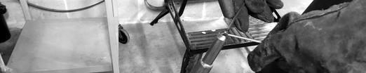 Metal welding machine