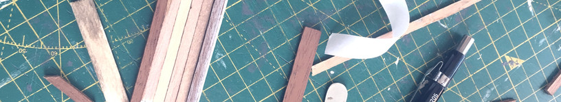 Tools for making miniature furniture