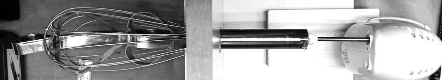 The 'Mixer' door handle