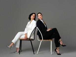 Farah Lopez Del Aguila & Carina Schaefer