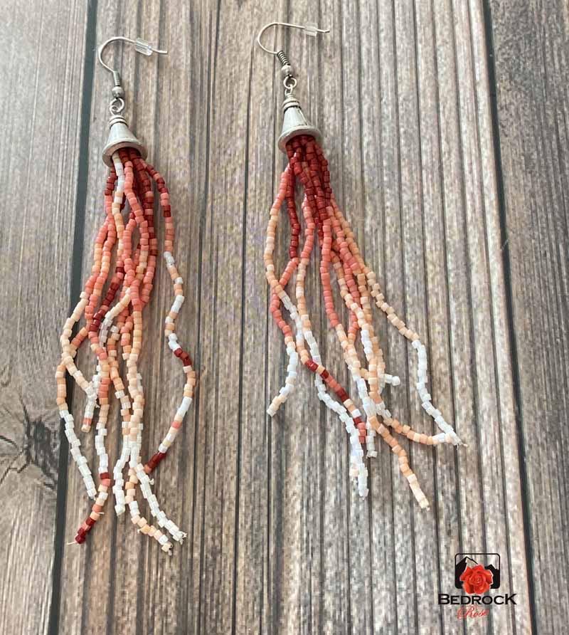Tassle-Earrings