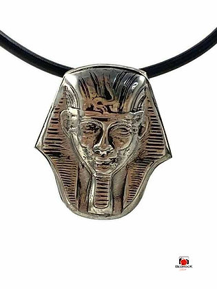 Sterling Silver Pharaoh Pendant