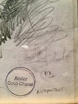 Chanel Estate Stamp