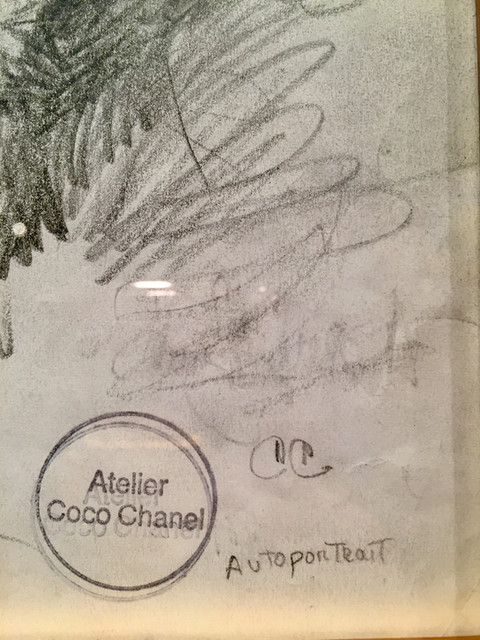 Chanel Estate Stamp