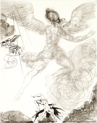 The Flight and Fall of Icarus