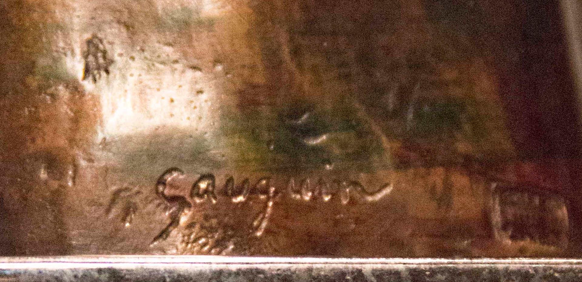 Gauguin signature