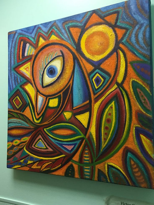 Bird of Paradise by William Salmons