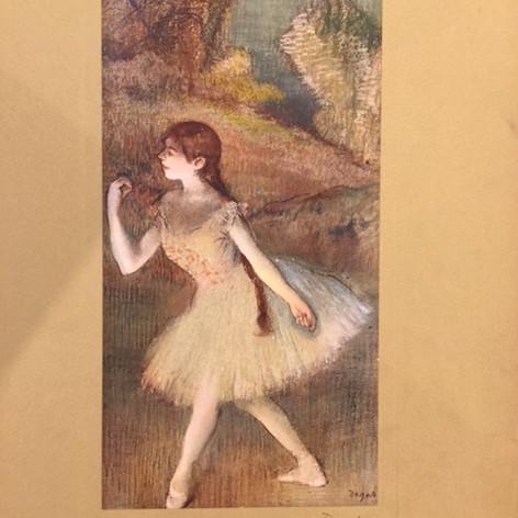 Single Ballet Dancer
