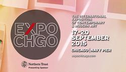 Art Expo Chicago 2015